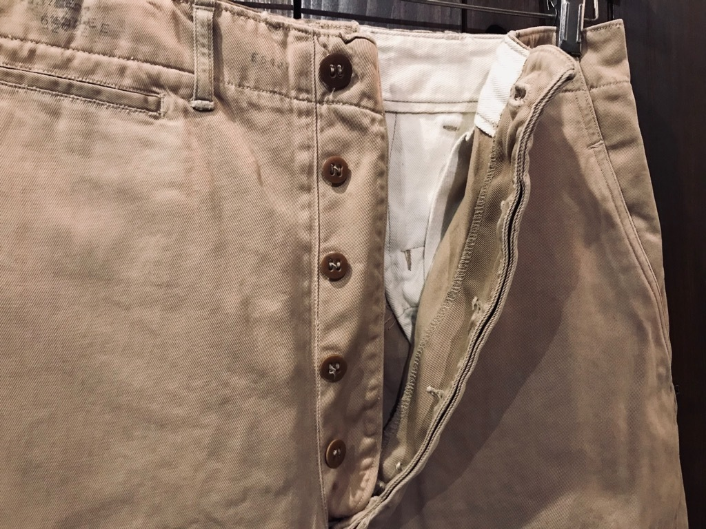 マグネッツ神戸店 3/25(水)Vintage Bottoms入荷! #2 Military Bottoms Part2!!!_c0078587_17021262.jpg