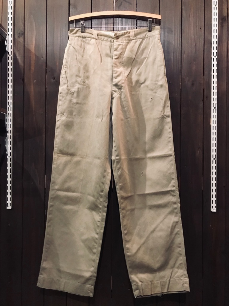 マグネッツ神戸店 3/25(水)Vintage Bottoms入荷! #2 Military Bottoms Part2!!!_c0078587_17031527.jpg