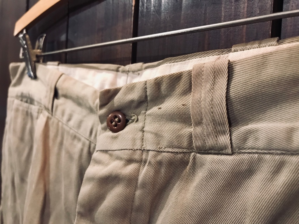 マグネッツ神戸店 3/25(水)Vintage Bottoms入荷! #2 Military Bottoms Part2!!!_c0078587_17031594.jpg