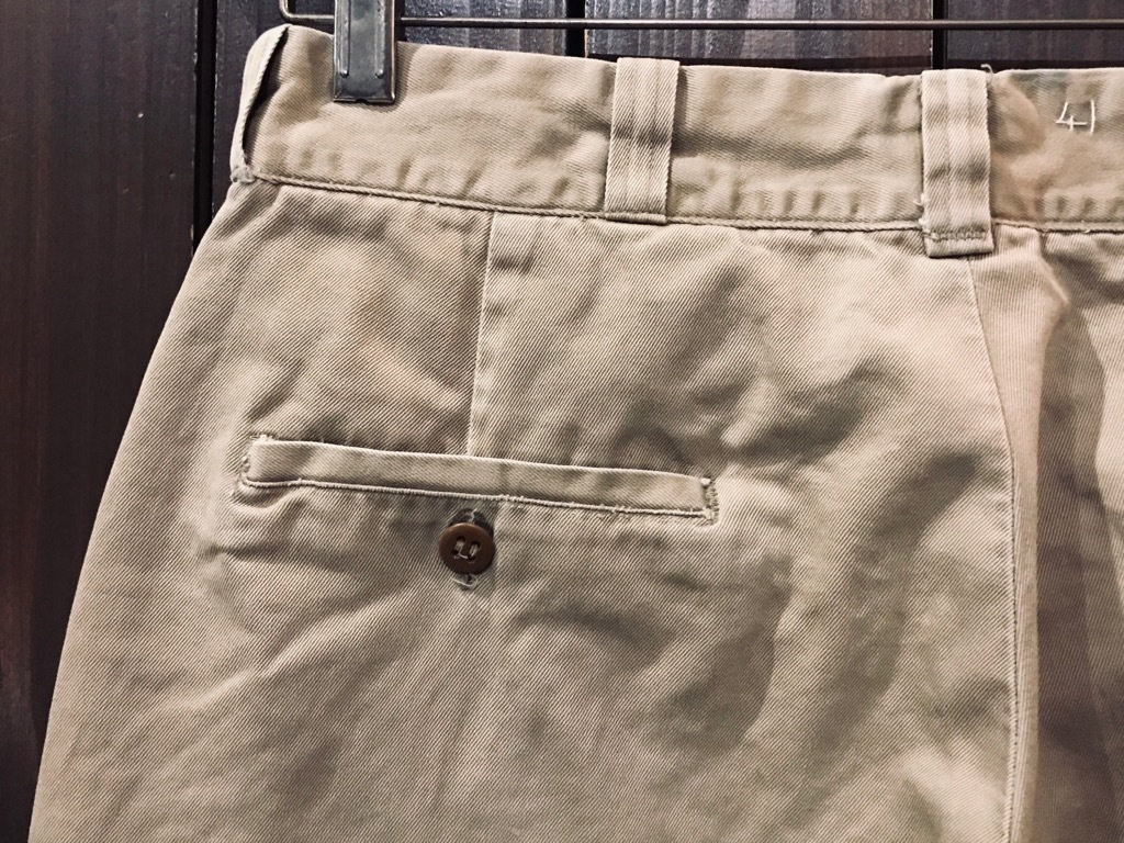 マグネッツ神戸店 3/25(水)Vintage Bottoms入荷! #2 Military Bottoms Part2!!!_c0078587_17042819.jpg