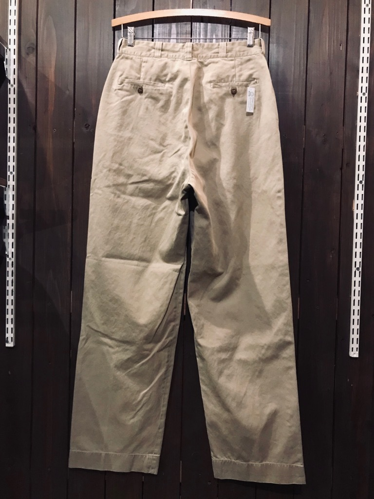 マグネッツ神戸店 3/25(水)Vintage Bottoms入荷! #2 Military Bottoms Part2!!!_c0078587_17042872.jpg