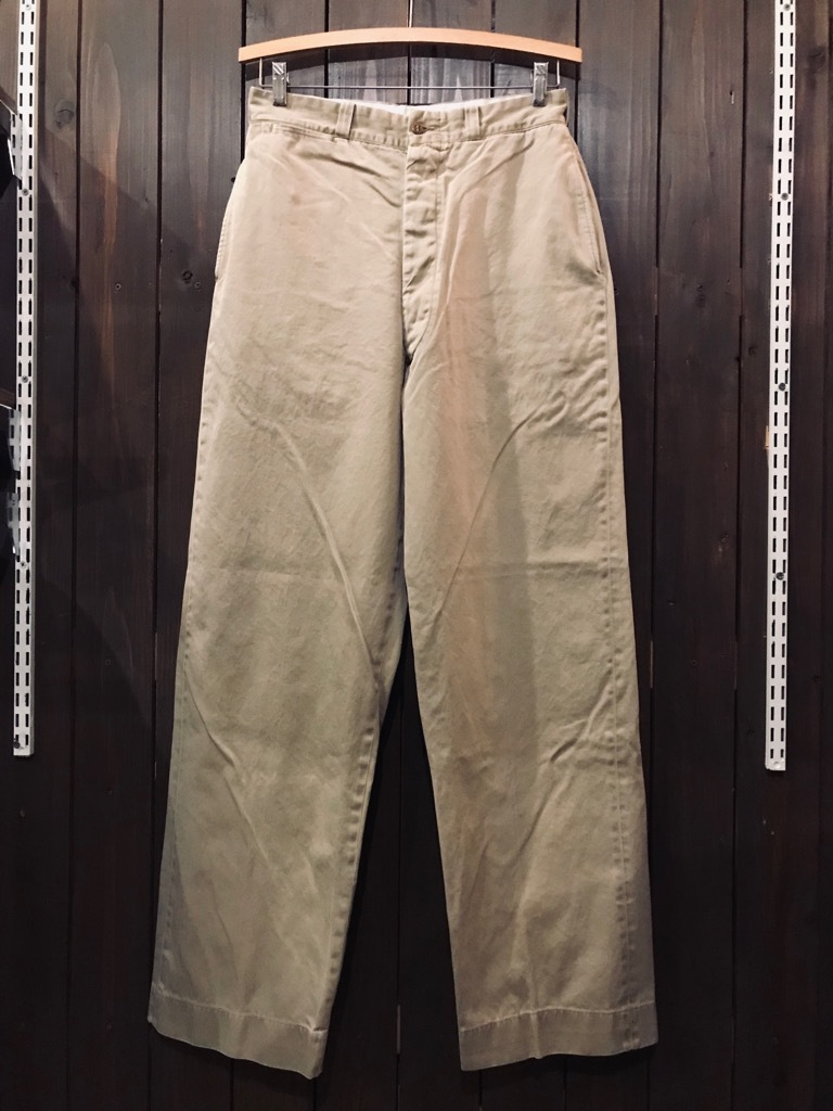 マグネッツ神戸店 3/25(水)Vintage Bottoms入荷! #2 Military Bottoms Part2!!!_c0078587_17042997.jpg