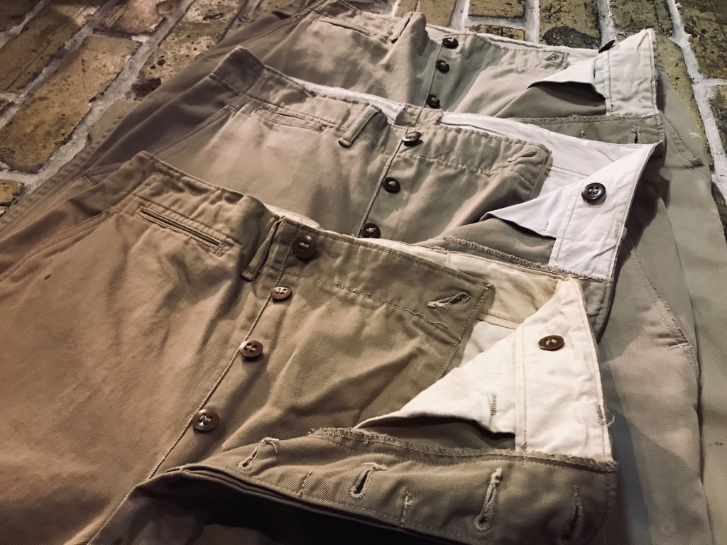 マグネッツ神戸店 3/25(水)Vintage Bottoms入荷! #2 Military Bottoms Part2!!!_c0078587_17054321.jpg