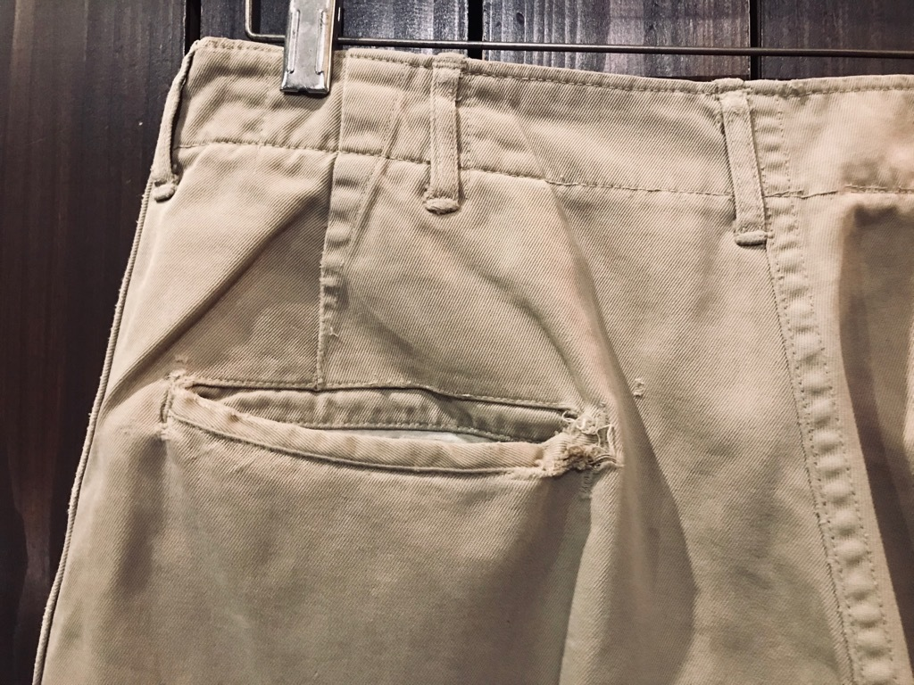 マグネッツ神戸店 3/25(水)Vintage Bottoms入荷! #2 Military Bottoms Part2!!!_c0078587_17054372.jpg
