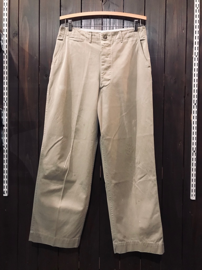 マグネッツ神戸店 3/25(水)Vintage Bottoms入荷! #2 Military Bottoms Part2!!!_c0078587_17054449.jpg