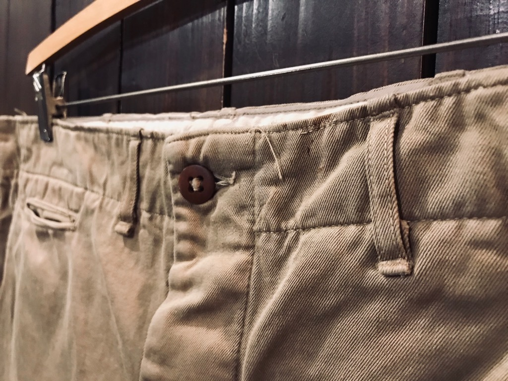 マグネッツ神戸店 3/25(水)Vintage Bottoms入荷! #2 Military Bottoms Part2!!!_c0078587_17064358.jpg
