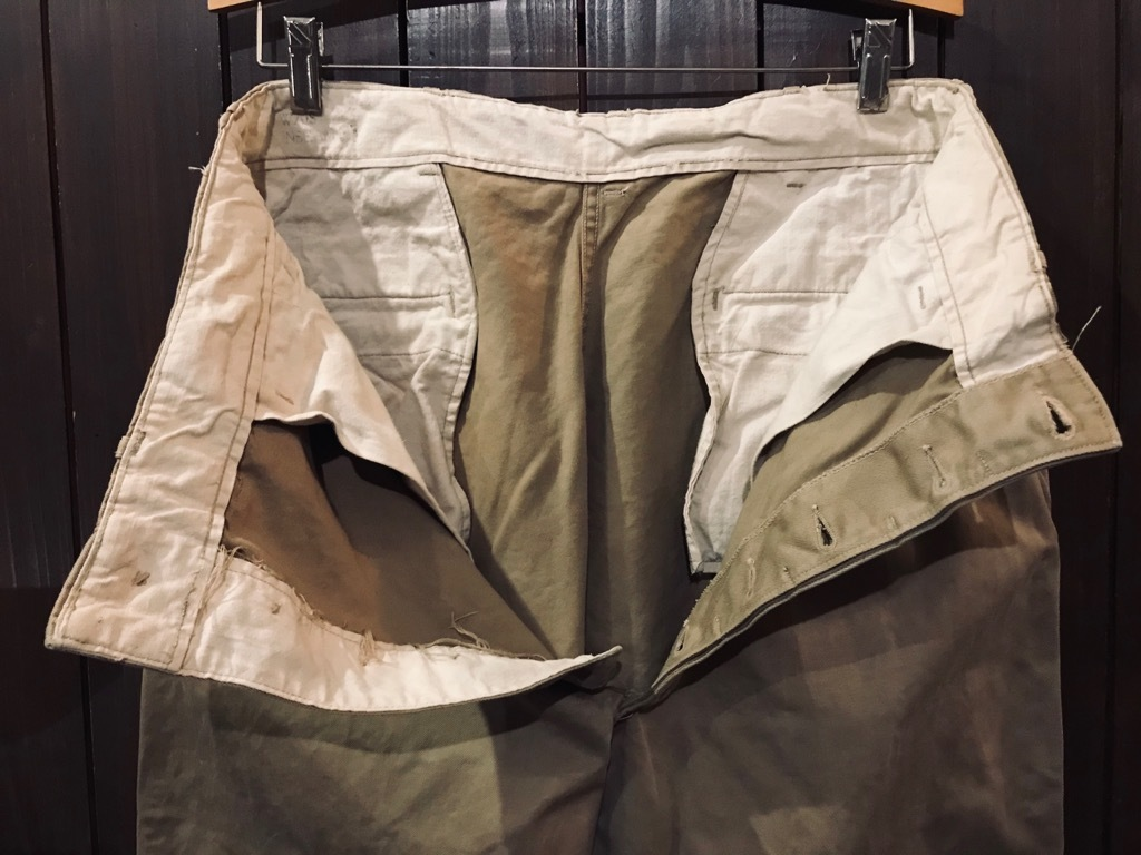 マグネッツ神戸店 3/25(水)Vintage Bottoms入荷! #2 Military Bottoms Part2!!!_c0078587_17064378.jpg
