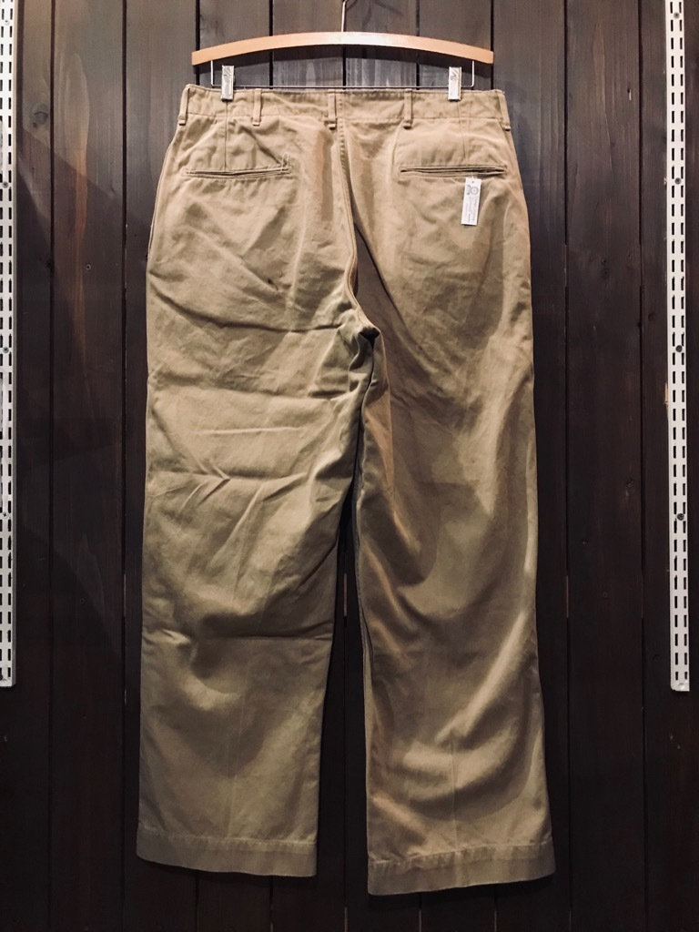マグネッツ神戸店 3/25(水)Vintage Bottoms入荷! #2 Military Bottoms Part2!!!_c0078587_17064497.jpg