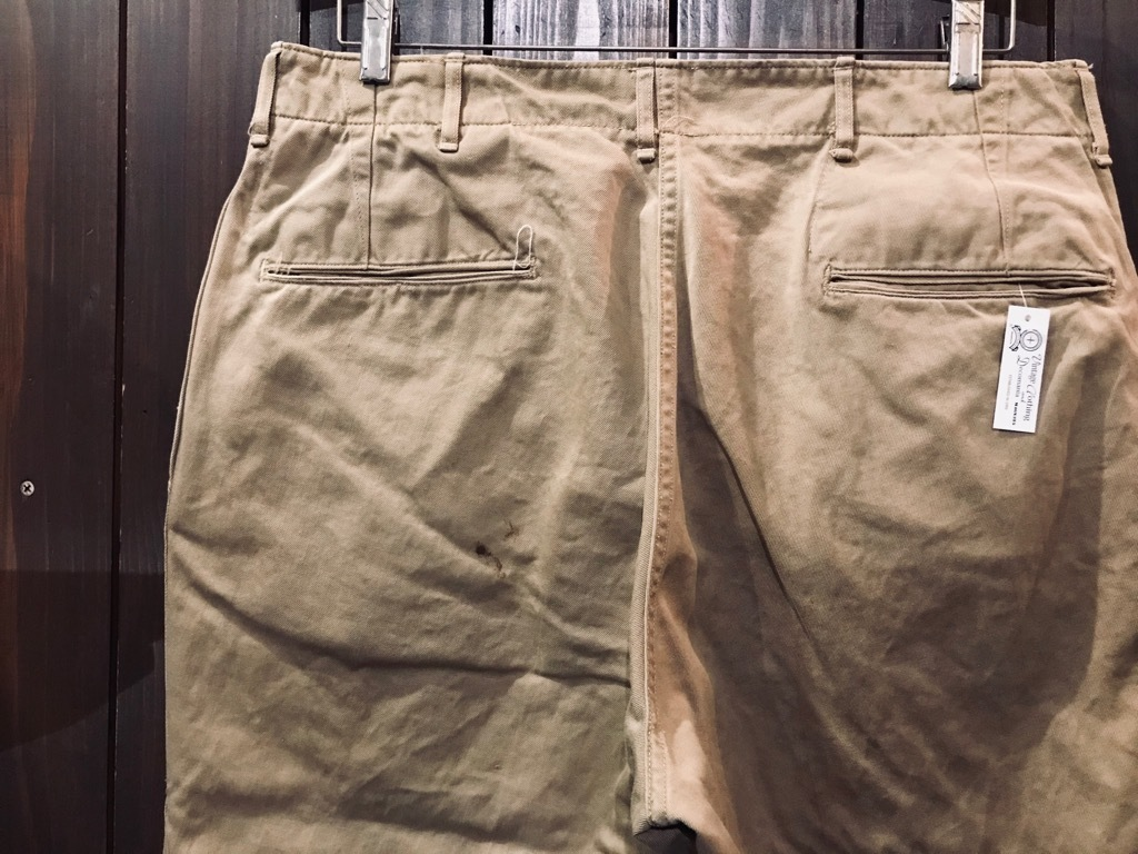 マグネッツ神戸店 3/25(水)Vintage Bottoms入荷! #2 Military Bottoms Part2!!!_c0078587_17072522.jpg