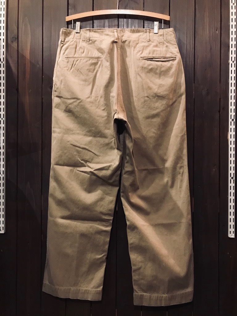 マグネッツ神戸店 3/25(水)Vintage Bottoms入荷! #2 Military Bottoms Part2!!!_c0078587_17141736.jpg