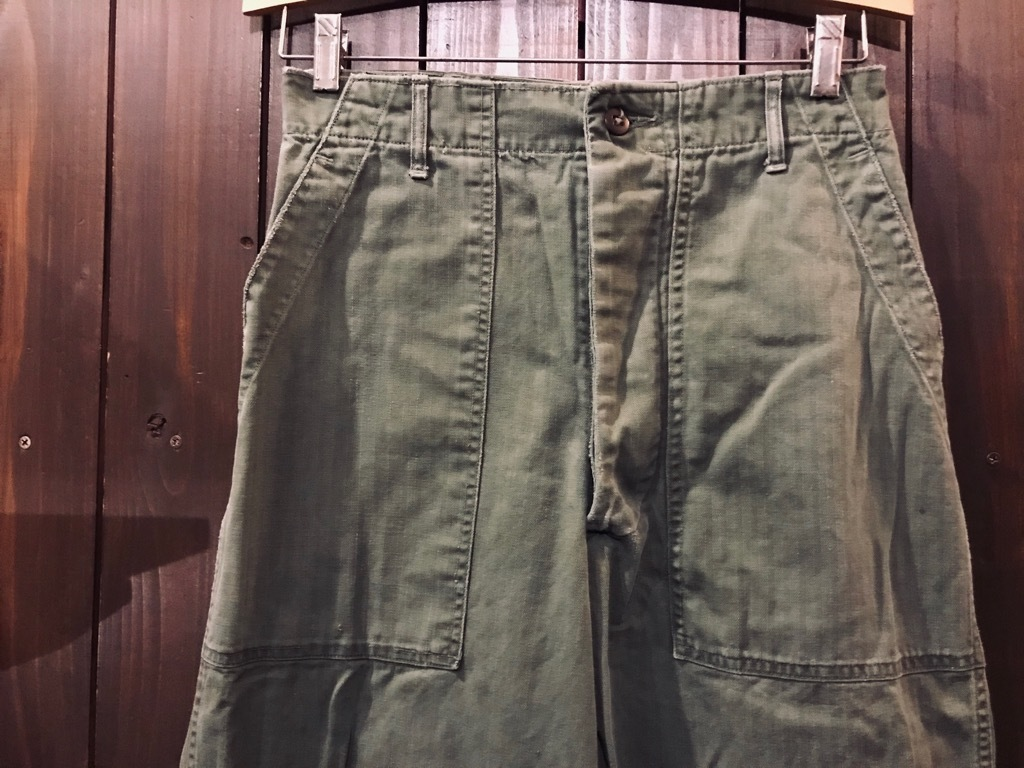マグネッツ神戸店 3/25(水)Vintage Bottoms入荷! #2 Military Bottoms Part2!!!_c0078587_17304359.jpg