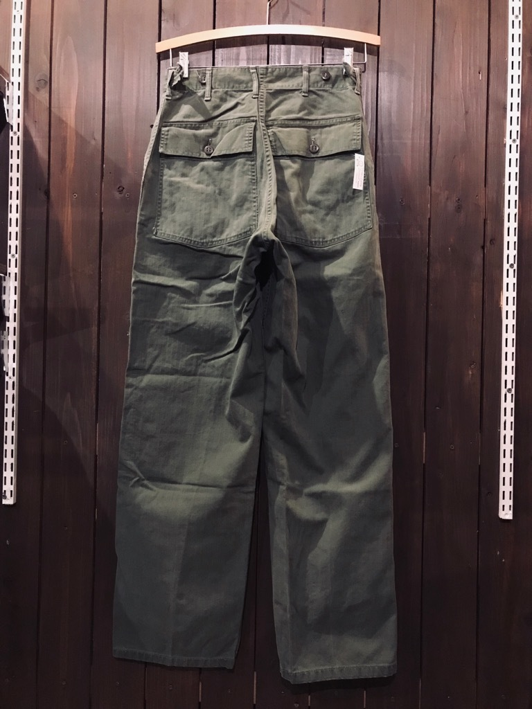 マグネッツ神戸店 3/25(水)Vintage Bottoms入荷! #2 Military Bottoms Part2!!!_c0078587_17304385.jpg