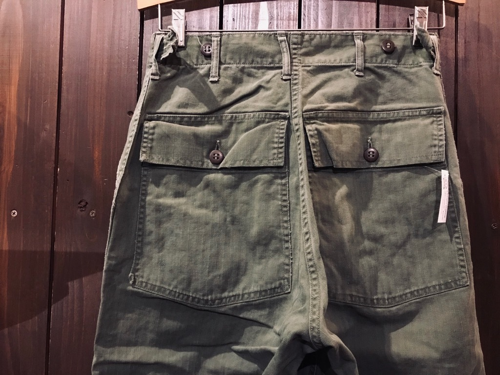 マグネッツ神戸店 3/25(水)Vintage Bottoms入荷! #2 Military Bottoms Part2!!!_c0078587_17304499.jpg