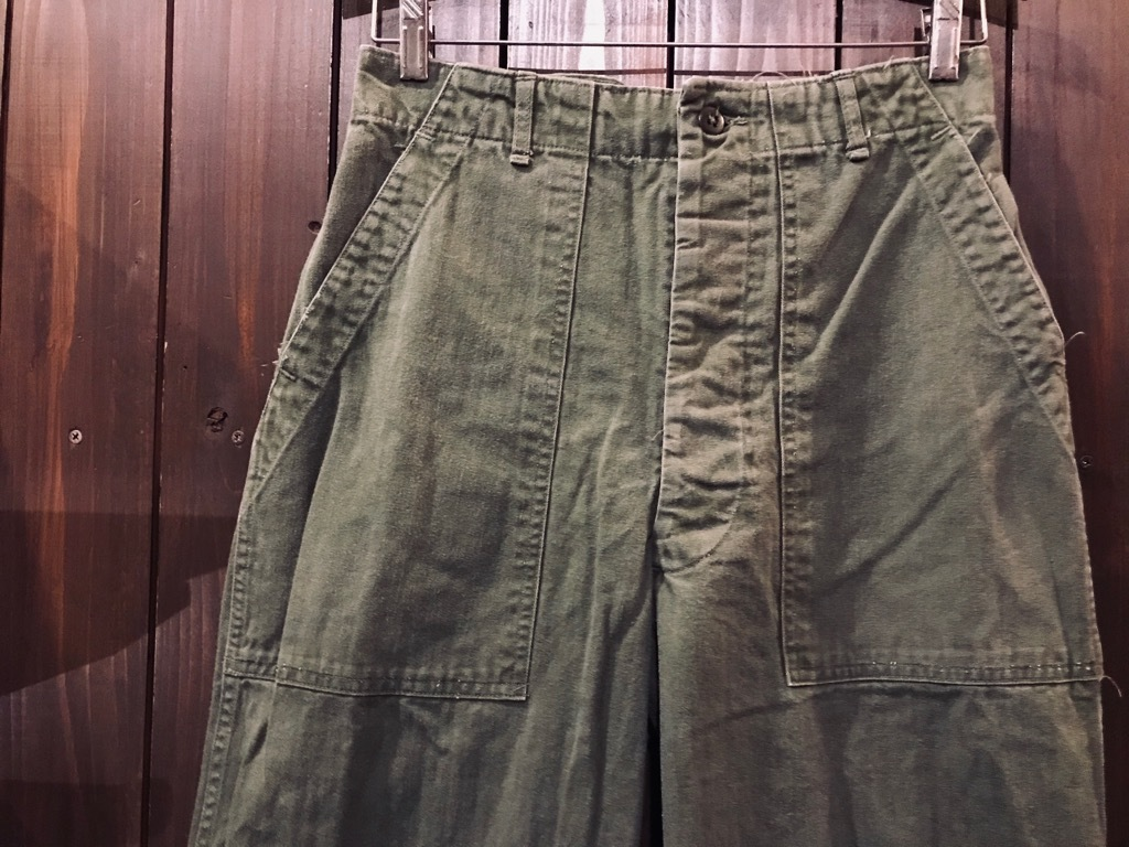 マグネッツ神戸店 3/25(水)Vintage Bottoms入荷! #2 Military Bottoms Part2!!!_c0078587_17314998.jpg