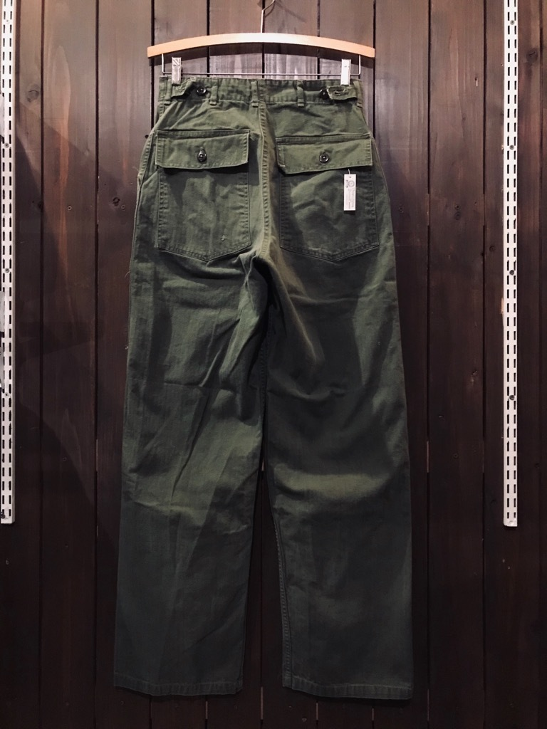 マグネッツ神戸店 3/25(水)Vintage Bottoms入荷! #2 Military Bottoms Part2!!!_c0078587_17315026.jpg