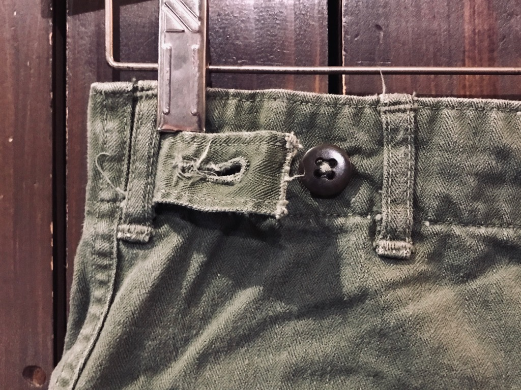 マグネッツ神戸店 3/25(水)Vintage Bottoms入荷! #2 Military Bottoms Part2!!!_c0078587_17315064.jpg