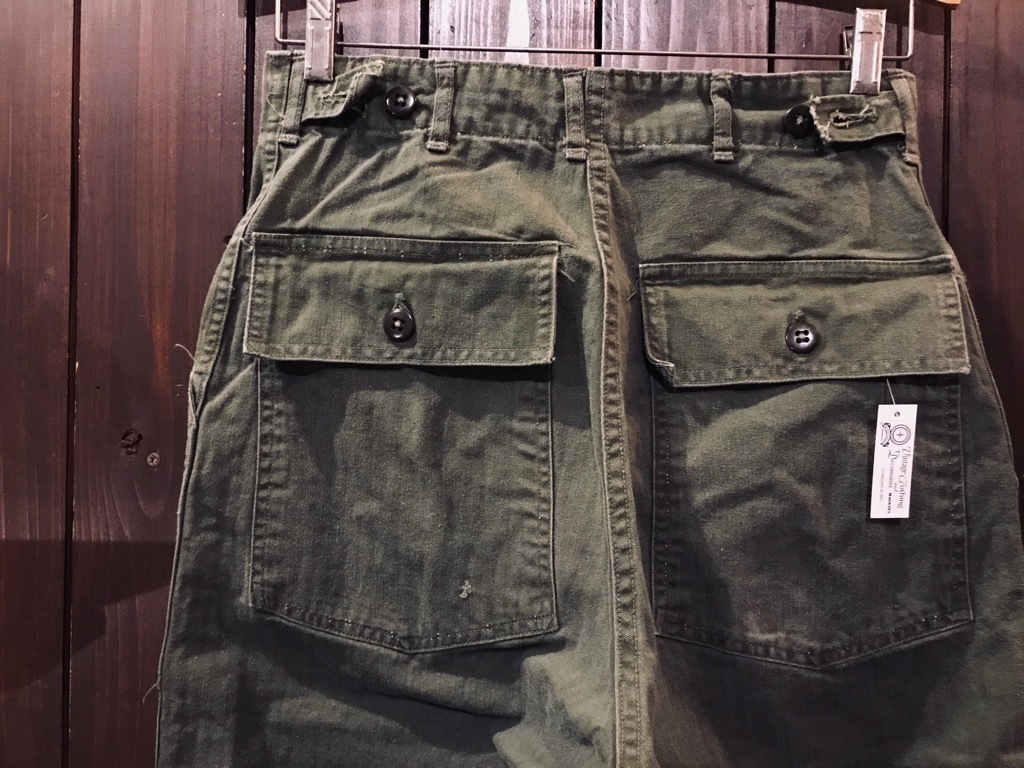 マグネッツ神戸店 3/25(水)Vintage Bottoms入荷! #2 Military Bottoms Part2!!!_c0078587_17315091.jpg