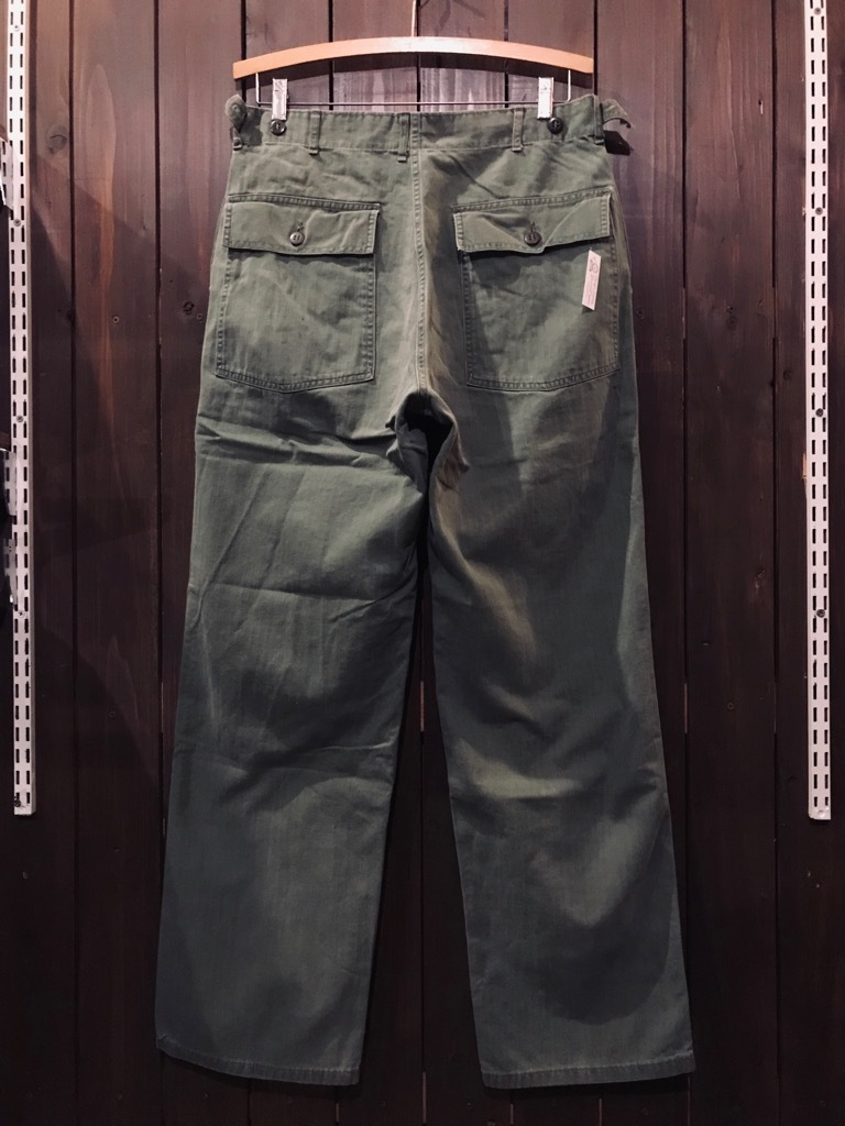 マグネッツ神戸店 3/25(水)Vintage Bottoms入荷! #2 Military Bottoms Part2!!!_c0078587_17323861.jpg
