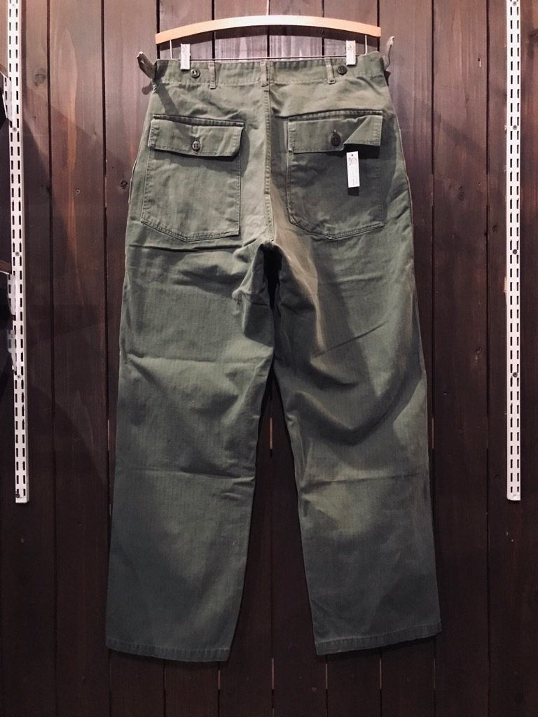 マグネッツ神戸店 3/25(水)Vintage Bottoms入荷! #2 Military Bottoms Part2!!!_c0078587_17334292.jpg
