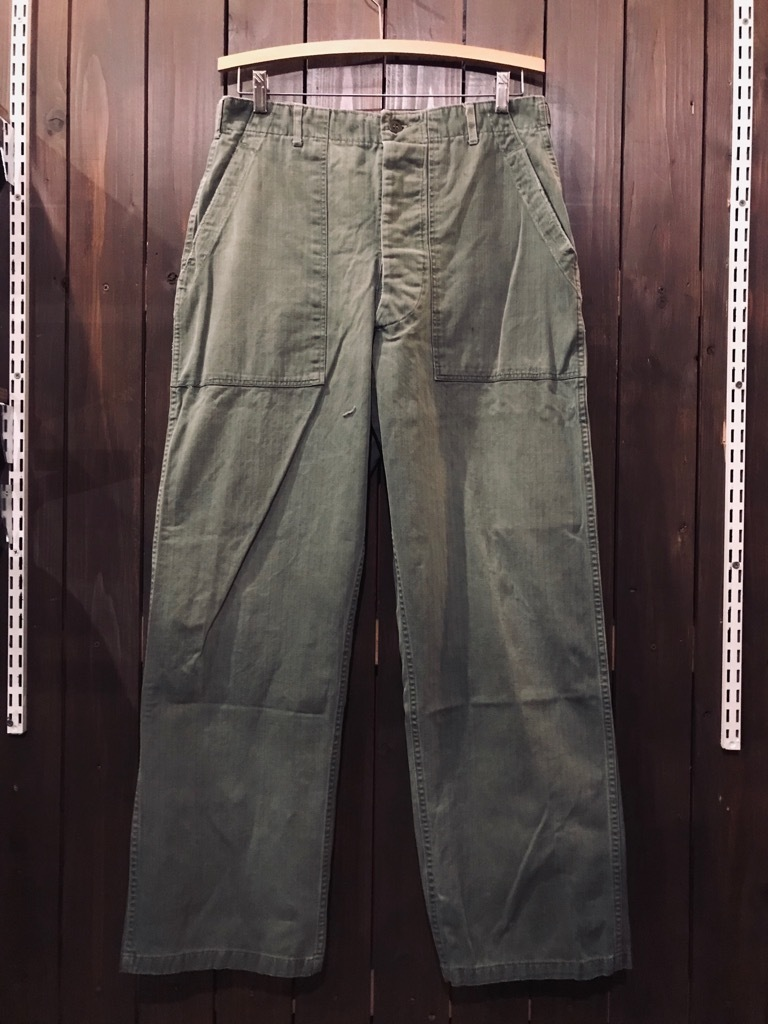 マグネッツ神戸店 3/25(水)Vintage Bottoms入荷! #2 Military Bottoms Part2!!!_c0078587_17334342.jpg