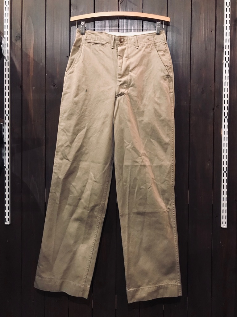 マグネッツ神戸店 3/25(水)Vintage Bottoms入荷! #2 Military Bottoms Part2!!!_c0078587_18472348.jpg