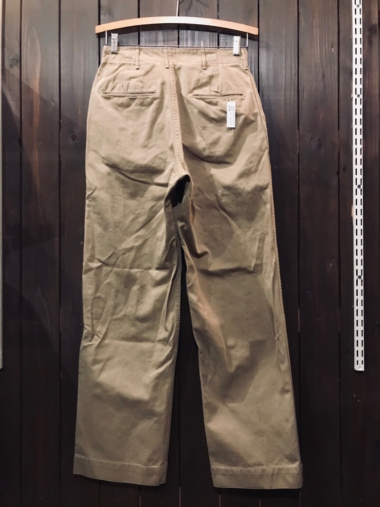 マグネッツ神戸店 3/25(水)Vintage Bottoms入荷! #2 Military Bottoms Part2!!!_c0078587_18472473.jpg