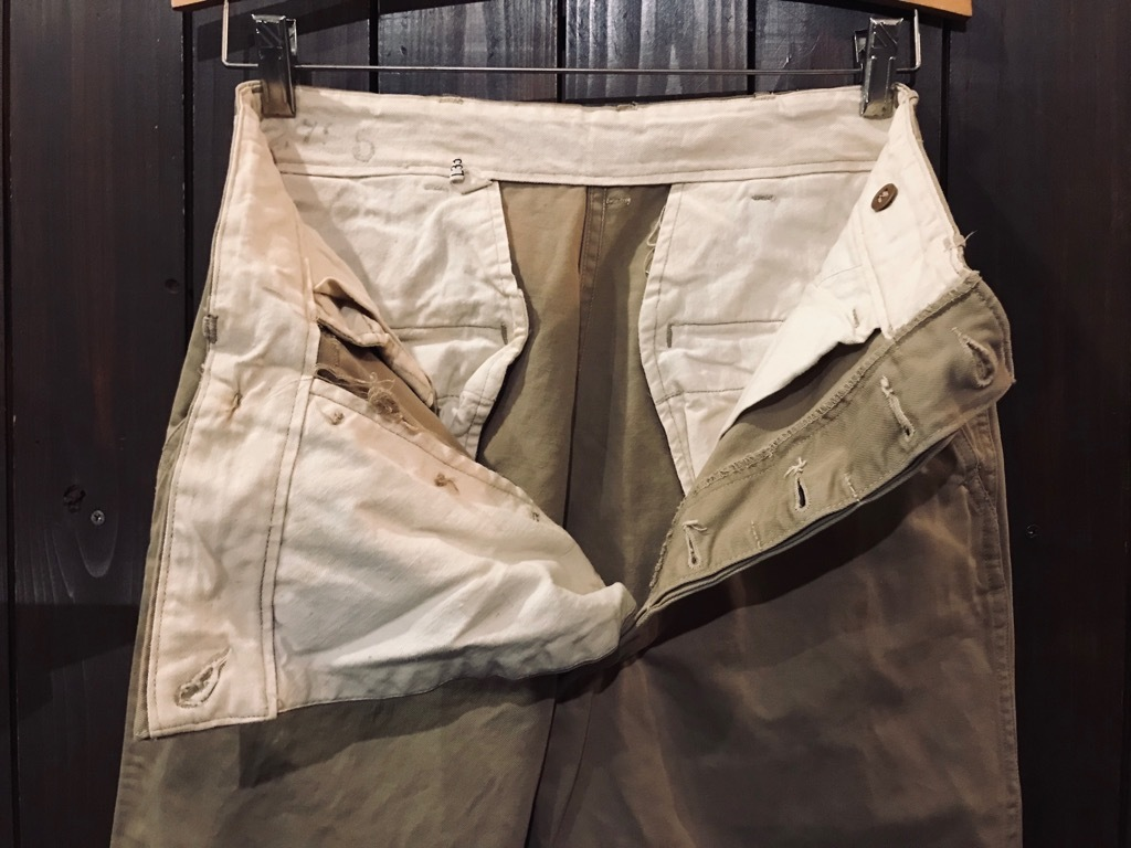 マグネッツ神戸店 3/25(水)Vintage Bottoms入荷! #2 Military Bottoms Part2!!!_c0078587_19014063.jpg