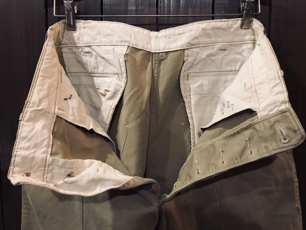 マグネッツ神戸店 3/25(水)Vintage Bottoms入荷! #2 Military Bottoms Part2!!!_c0078587_19050583.jpg