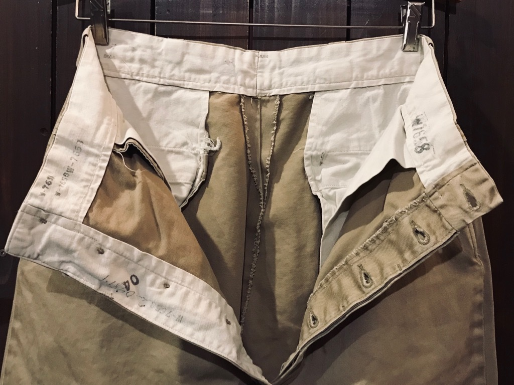 マグネッツ神戸店 3/25(水)Vintage Bottoms入荷! #2 Military Bottoms Part2!!!_c0078587_19090452.jpg