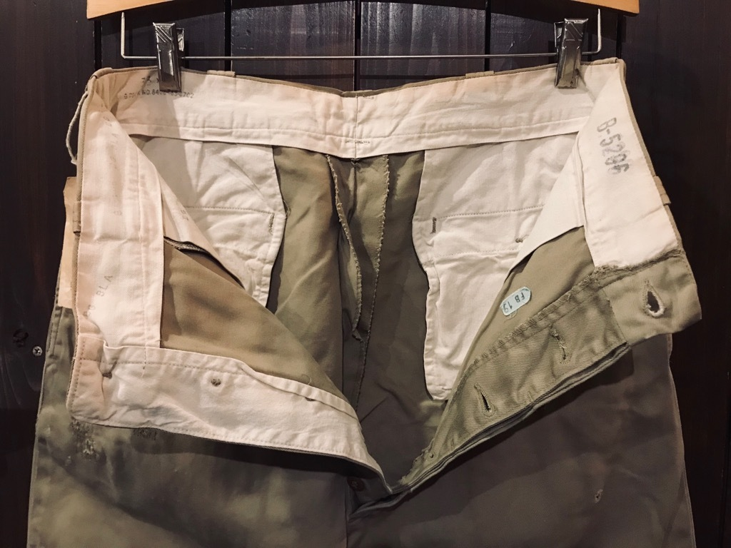 マグネッツ神戸店 3/25(水)Vintage Bottoms入荷! #2 Military Bottoms Part2!!!_c0078587_19100658.jpg
