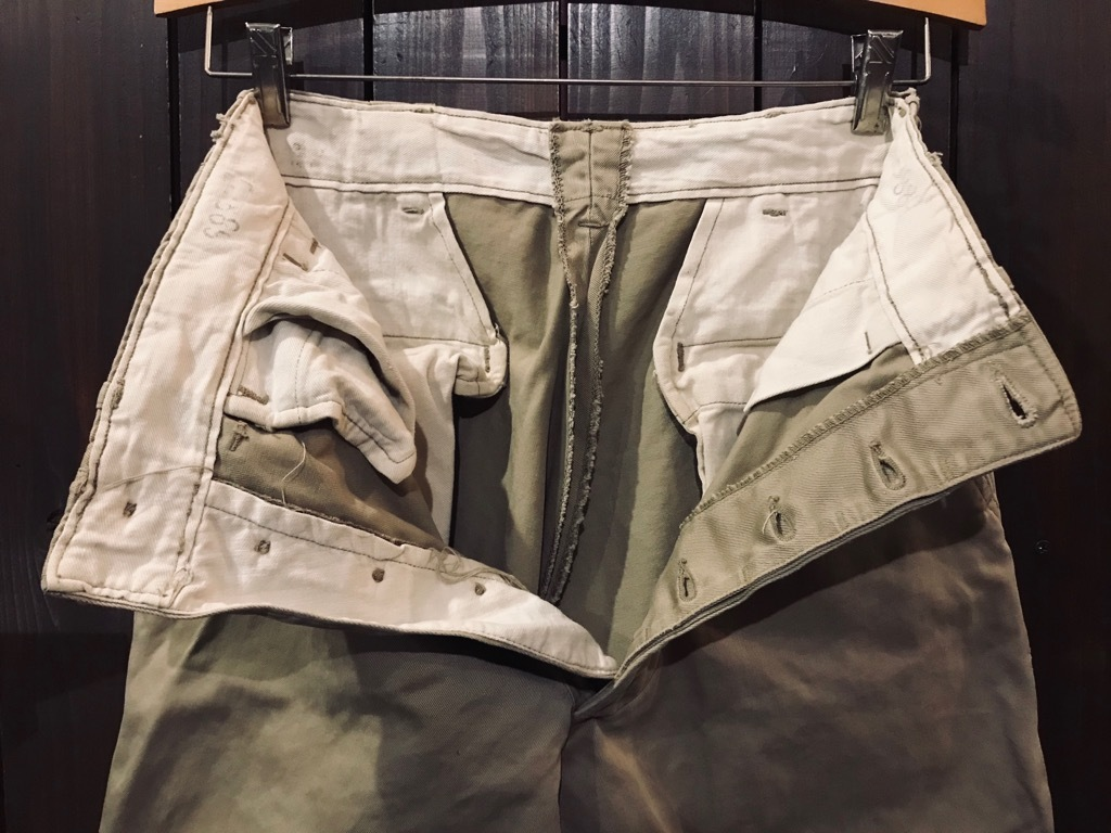 マグネッツ神戸店 3/25(水)Vintage Bottoms入荷! #2 Military Bottoms Part2!!!_c0078587_19104806.jpg