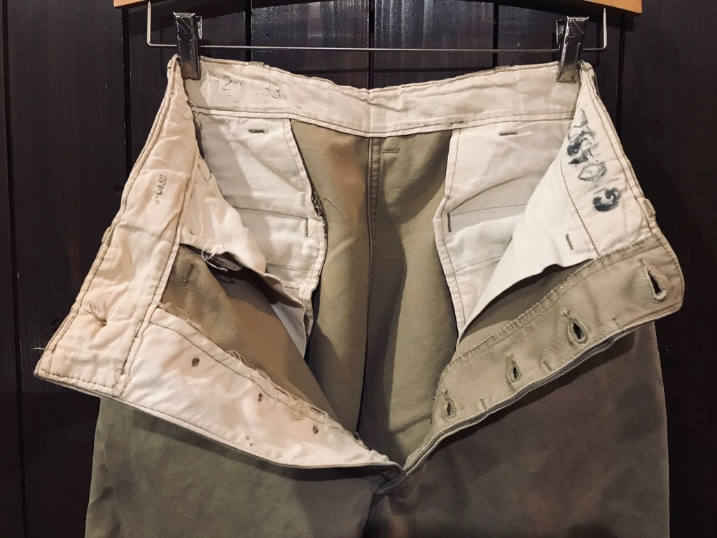 マグネッツ神戸店 3/25(水)Vintage Bottoms入荷! #2 Military Bottoms Part2!!!_c0078587_19122106.jpg