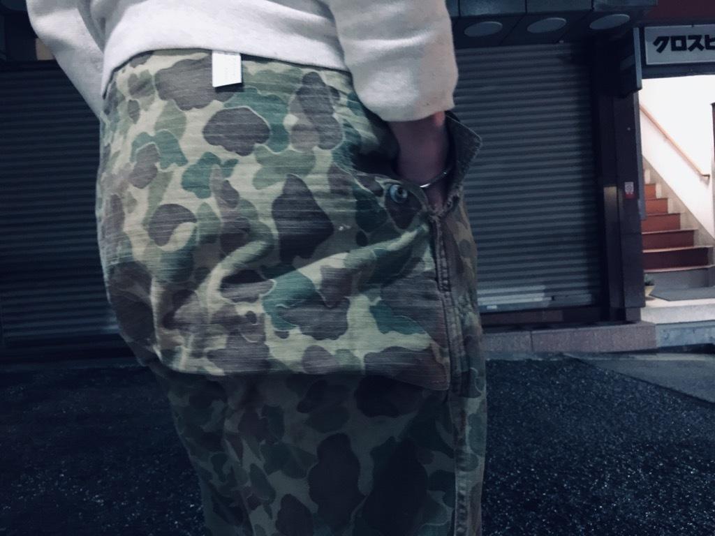 マグネッツ神戸店 3/25(水)VintageBottoms入荷! #1 Military Bottoms Part1!!!_c0078587_23031733.jpg