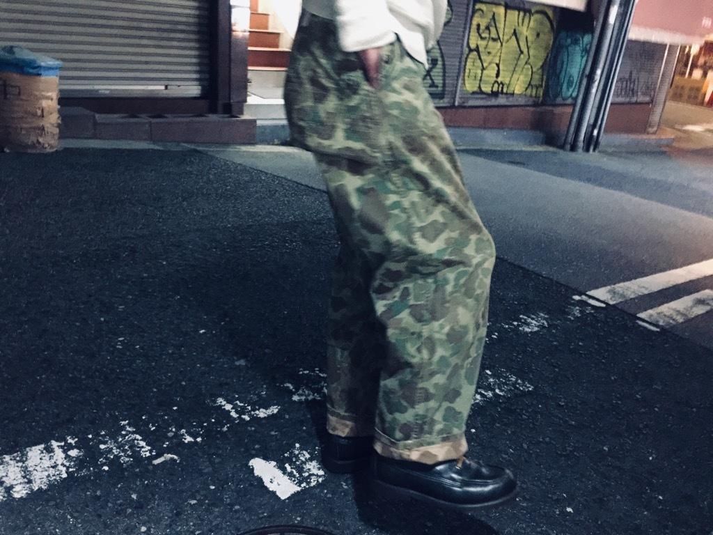 マグネッツ神戸店 3/25(水)VintageBottoms入荷! #1 Military Bottoms Part1!!!_c0078587_23031775.jpg