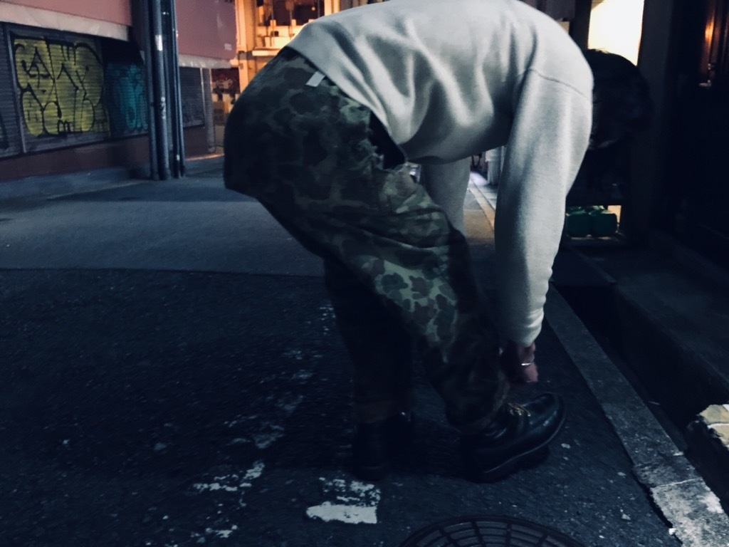 マグネッツ神戸店 3/25(水)VintageBottoms入荷! #1 Military Bottoms Part1!!!_c0078587_23031877.jpg