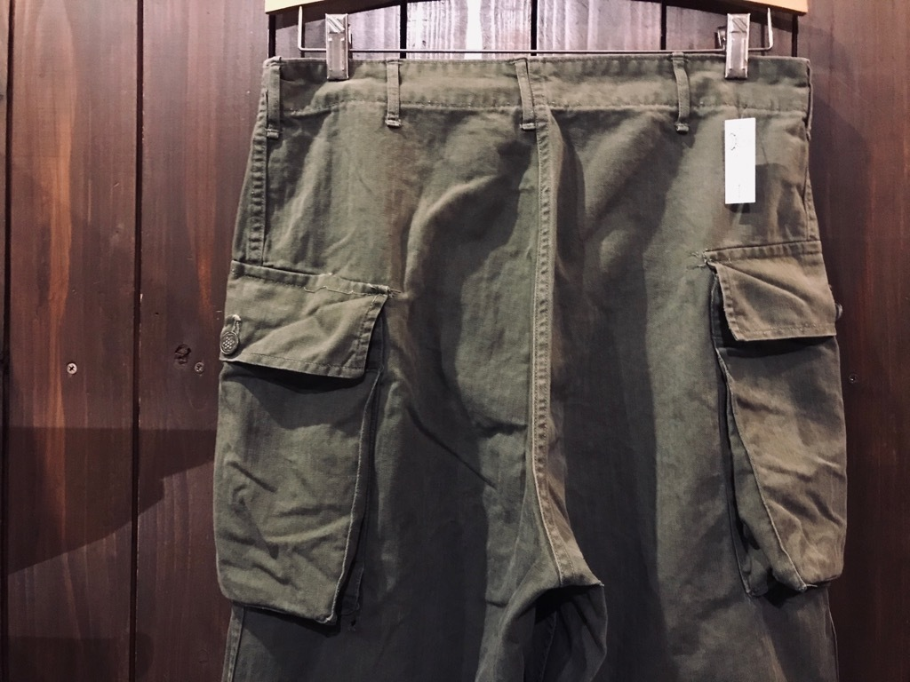 マグネッツ神戸店 3/25(水)Vintage Bottoms入荷! #2 Military Bottoms Part2!!!_c0078587_23243604.jpg
