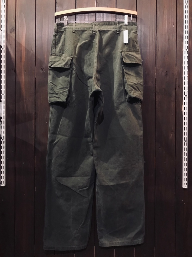 マグネッツ神戸店 3/25(水)Vintage Bottoms入荷! #2 Military Bottoms Part2!!!_c0078587_23243670.jpg