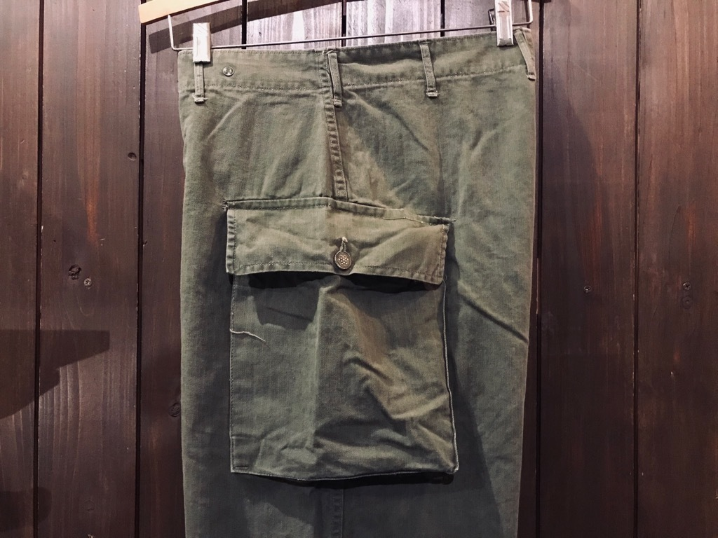 マグネッツ神戸店 3/25(水)Vintage Bottoms入荷! #2 Military Bottoms Part2!!!_c0078587_23251266.jpg
