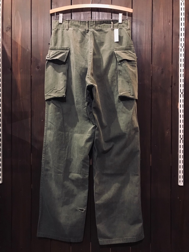 マグネッツ神戸店 3/25(水)Vintage Bottoms入荷! #2 Military Bottoms Part2!!!_c0078587_23254830.jpg