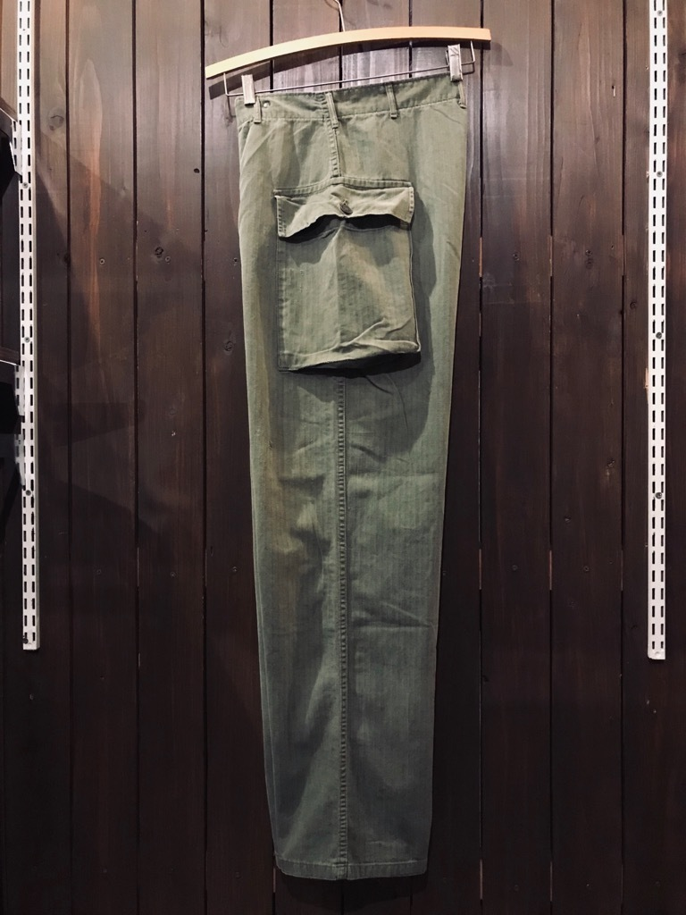 マグネッツ神戸店 3/25(水)Vintage Bottoms入荷! #2 Military Bottoms Part2!!!_c0078587_23255050.jpg