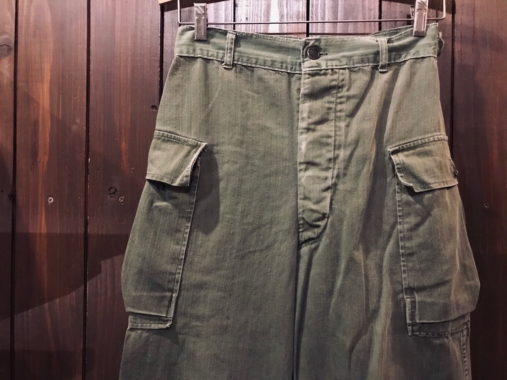 マグネッツ神戸店 3/25(水)Vintage Bottoms入荷! #2 Military Bottoms Part2!!!_c0078587_23263875.jpg