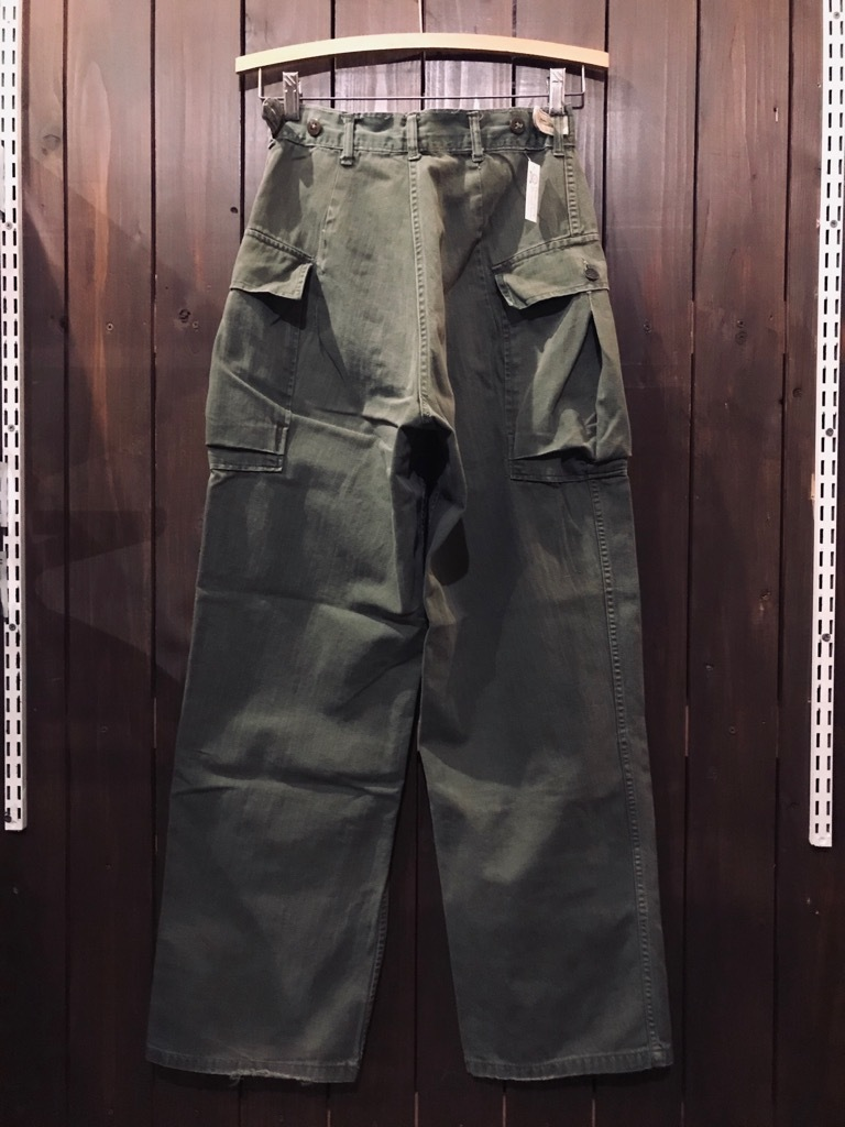 マグネッツ神戸店 3/25(水)Vintage Bottoms入荷! #2 Military Bottoms Part2!!!_c0078587_23263901.jpg