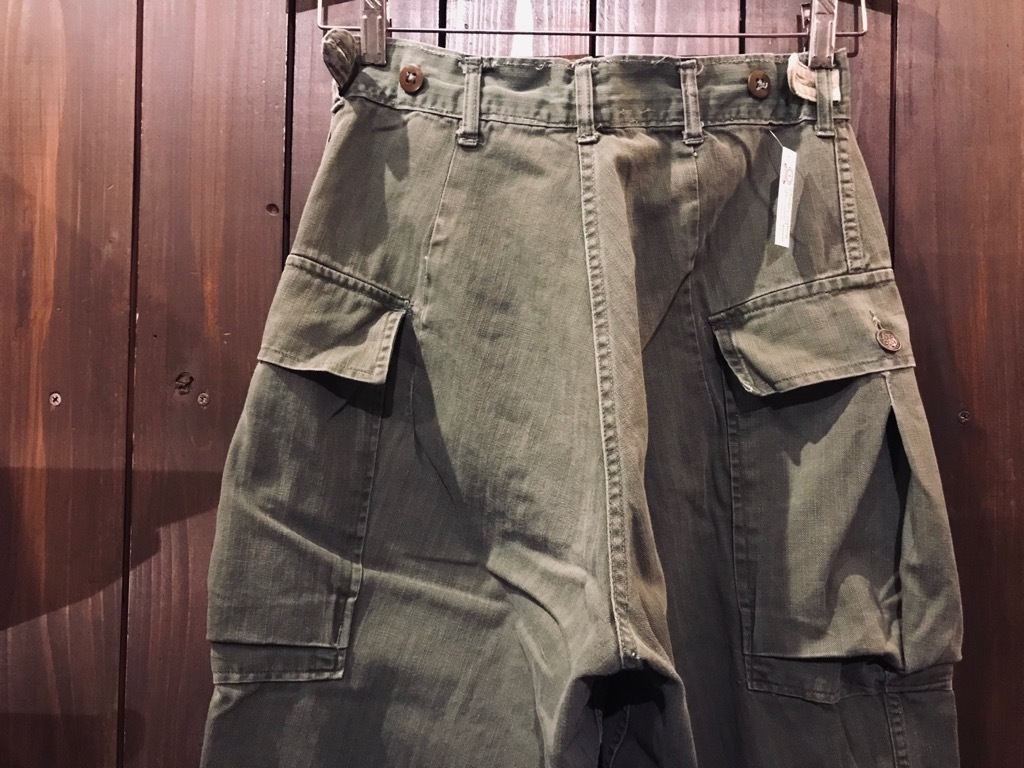 マグネッツ神戸店 3/25(水)Vintage Bottoms入荷! #2 Military Bottoms Part2!!!_c0078587_23263959.jpg