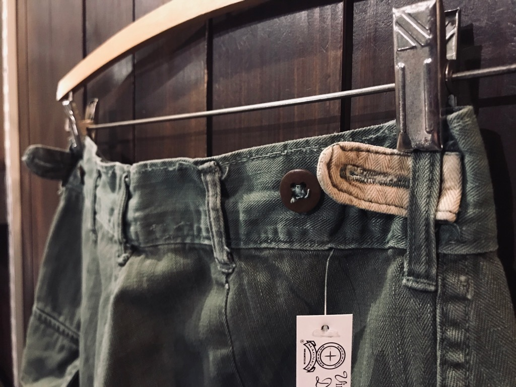 マグネッツ神戸店 3/25(水)Vintage Bottoms入荷! #2 Military Bottoms Part2!!!_c0078587_23263991.jpg