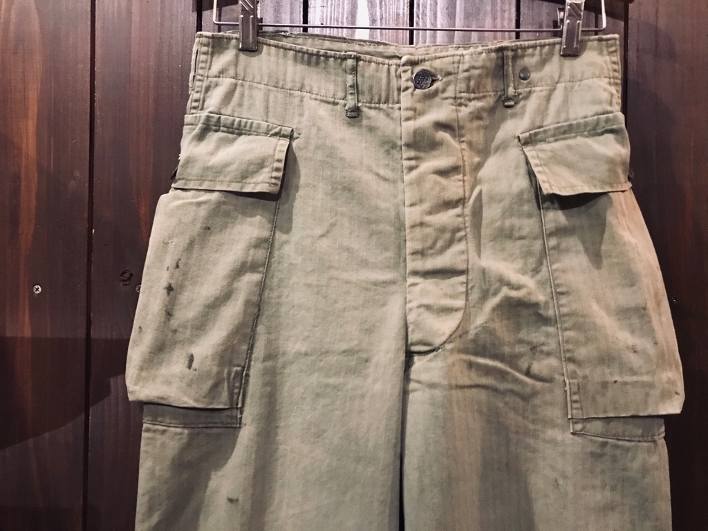 マグネッツ神戸店 3/25(水)Vintage Bottoms入荷! #2 Military Bottoms Part2!!!_c0078587_23275506.jpg