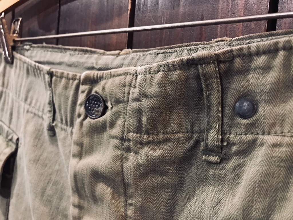 マグネッツ神戸店 3/25(水)Vintage Bottoms入荷! #2 Military Bottoms Part2!!!_c0078587_23275544.jpg