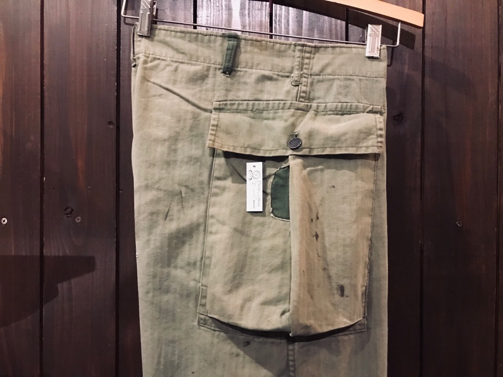 マグネッツ神戸店 3/25(水)Vintage Bottoms入荷! #2 Military Bottoms Part2!!!_c0078587_23282707.jpg