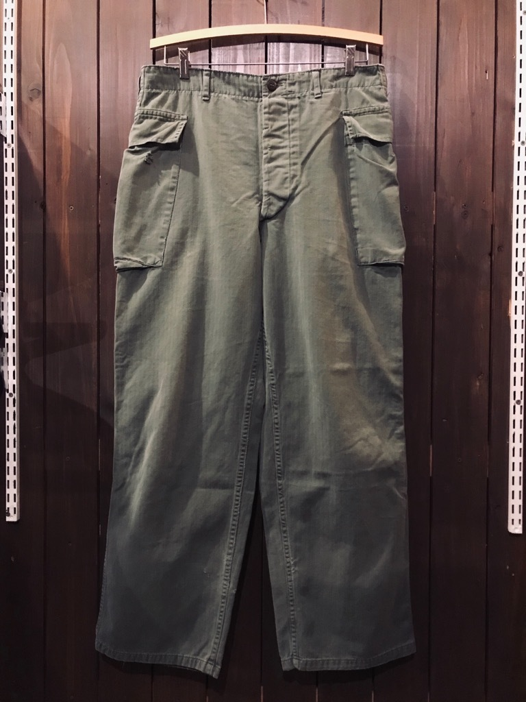 マグネッツ神戸店 3/25(水)Vintage Bottoms入荷! #2 Military Bottoms Part2!!!_c0078587_23285845.jpg