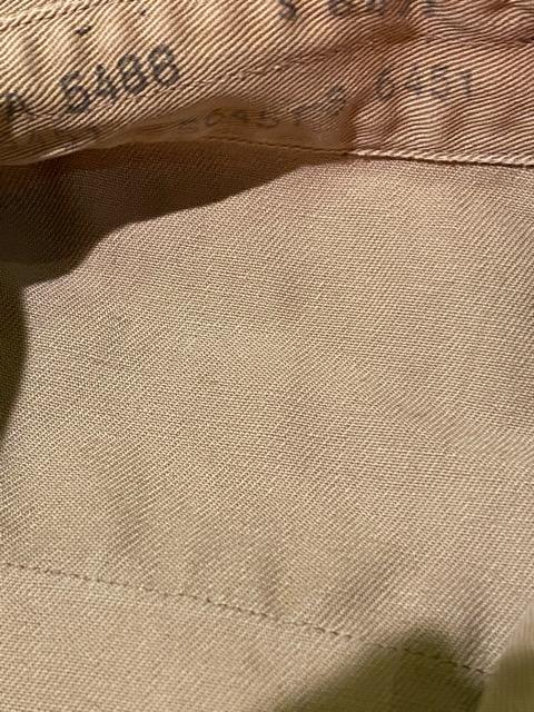春のトップスに最適!生地感抜群のカーキシャツ!(マグネッツ大阪アメ村店)_c0078587_23292344.jpg
