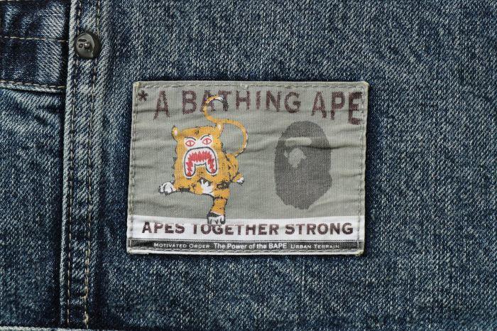 A BATHING APE® GOLD RUSH_a0174495_12460130.jpg